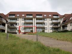 Residentie Eden Beach A41 Prachtig appartement te koop met frontaal zeezicht. Zeer rustige residentiÃÂle ligging met directe toegang tot