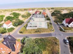 """Residentie De Windhoek - Prachtige Penthouse Midden in de duinen van Sint-AndrÃÂ prijkt residentie """"De Windhoek"""", naar ontwerp van archit"""