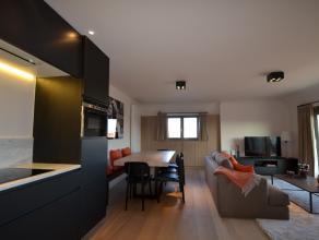Zonnig en zeer goed gelegen nieuwbouw-appartement, op wandelafstand van zee, in de residentiële wijk Sint-André. Residentie Emeline bestaa