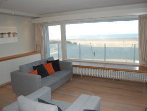Prachtig gerenoveerd 3-slaapkamer appartement met zicht op zee te koop. Dit ruime en stijlvol ingerichte appartement is gelegen op de Zeedijk van Oost