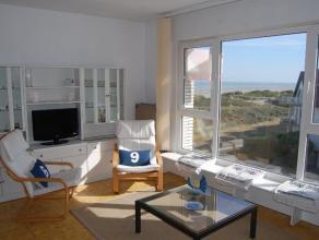 Op toplocatie gelegen 2 slaapkamer appartement te koop. Dit appartement met prachtig zeezicht is rustig gelegen in de residentie Duinpark, op wandelaf