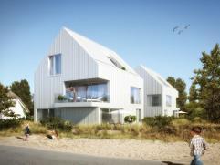 Ruim en luxueus nieuwbouw appartement te koop. Dit 3-slaapkamer appartement is gelegen op enkele meters van het strand en de surfclub 'Windekind' te G