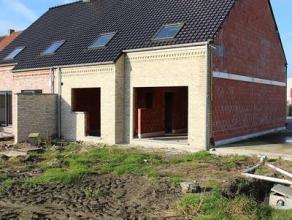 Afgewerkte wind- en waterdichte woning in klassieke materialen. Prijs vanaf 172.000 euro (excl. kosten registratie, notaris en BTW 21%). Volledige afw