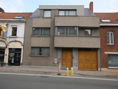 Gelijkvloers appartement dienstig voor ouder koppel of alleenstaande zonder kinderen.