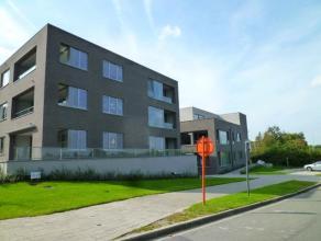Hoekappartement met 2 slaapkamers en terras in nieuwbouwresidentie, rustige ligging en toch dichtbij centrum van Tielt.                Bestaat uit:ink