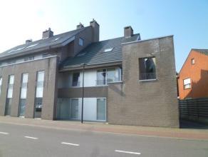 Ruim één- slaapkamerappartement met zuidgericht terras te Tielt. Het appartement is gelegen op de 1ste verdieping van de residentie Waai