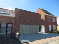 Bijna NUL- Energie nieuwbouwwoning met 3 slaapkamers en garage.