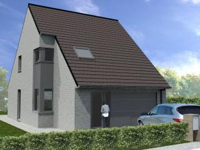 Nieuw te bouwen alleenstaande gezinswoning op een rustige ligging Bekijk detail op www.era.be/dumon