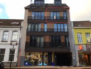 In het centrum van Deinze, vinden we op de 3de verdieping van Residentie Victor, dit gezellig nieuwbouwappartement. Winkels, scholen, station ... in d