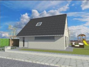 Moderne nieuwbouw speciaal ontworpen voor nieuwe verkaveling in hartje Roeselare. Gelijkvloers: inkom met gastentoilet en traphal. Heel ruime leefruim