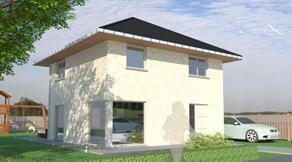Knusse, hippe woning in hartje Roeselare. De woning wordt gebouwd op een spiksplinternieuwe verkaveling op een boogscheut van het bruisende hart van R