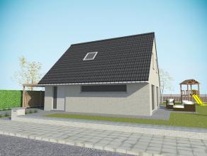 Moderne nieuwbouw speciaal ontworpen voor nieuwe verkaveling in hartje Roeselare. <br /> Gelijkvloers: inkom met gastentoilet en traphal. Heel ruime l