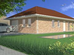 Voor wie een rustgevend aspect belangrijk acht. Voorgestelde woning is een bungalow. Uw eigen ontwerp is mogelijk en wordt gratis aangeboden.