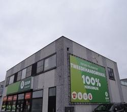 Zeer ruim modern 3 slpk appartement, langs binnenring Roeselare met groot terras!