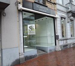 Zeer commercieel gelegen instapklaar winkelpand te Roeselare, Noordstraat nabij de Grote Markt!