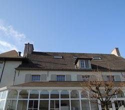 Uniek zeer ruim één-slaapkamer dak-appartement vlakbij het Sterrebos. (tweede verdiep - geen lift)