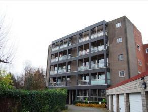 Appartement op 3de verdiep, rustige ligging.Garage nr. 14.Syndic: euro 55,00/maand. - Beschikbaar vanaf 01/07/2016.