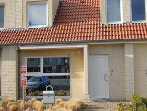 Woning + garage (nr 4)Inkom, toilet, berging, keuken, leefruimte, traphal, garage, tuinToilet, badkamer, 3 slaapkamers. - E-peil E84; EPC: 134,88 kwh/