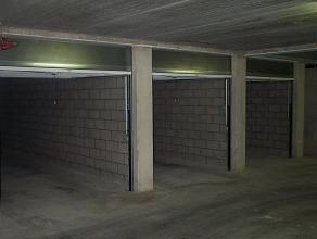 Garage nr. 14. Gemeenschappelijke lasten : euro 5/mnd.Dossier : 3937