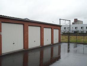 Ruime garage nr. 10 in perfecte staat. Tot. opp.: 17 m². REF.: 5227