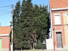 Ieper (Brielen), perceel bouwgrond voor gesloten bebouwing, zonder bouwverplichtingen. Opp : 366m².