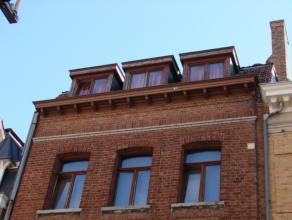 appartement met 1 ruime slaapkamer te centrum Ieper, nabij Grote Markt.