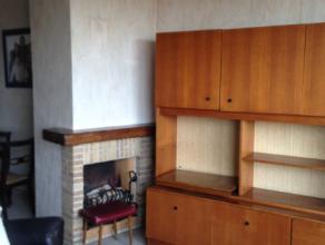 Ref.1046 Ieper te huur: comfortabel appartementje met living (18 m²), keukentje, 2 mooie terrasjes met fantastisch uitzicht over Ieper, 1 slaapka