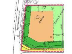 Dit prachtig residentiëel gelegen hoekperceel van 1 964 m² (lot 1) ligt in de verkaveling ' t Waalken op de hoek van de Appensvoordestraat e
