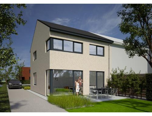 Huis te koop in drongen e52y6 eigen for Eigen huis te koop