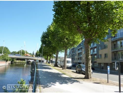 Appartement te huur in gent 600 f89co kensington zimmo for Appartement te huur in gent