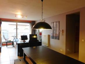 Gezellig appartement met terras op 50m van de markt van Wetteren! Dit aangenaam appartement omvat een ruime leefruimte, ingerichte keuken, 1 slaapkame
