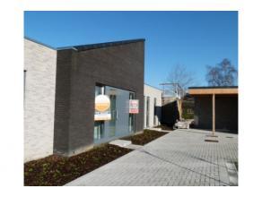 Moderne nieuwbouwwoning - unieke kans voor wie centraal wil wonen in de dorpskern en toch ook rustig wil wonen. Woning voorzien van alle comfort, veel