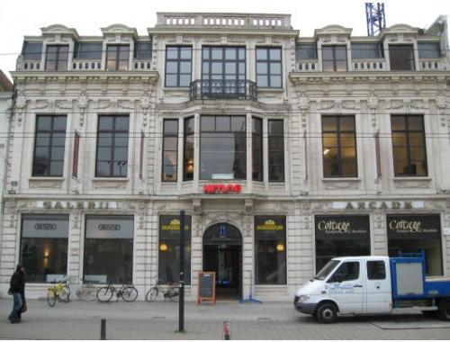 Appartement te huur in gent 650 fqb5q alides for Appartement te huur in gent