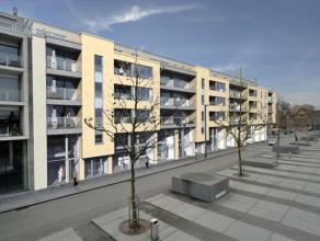 """Verkoop prachtig nieuwbouwproject """"Plaza Express"""" op het recent vernieuwde stationsplein van Sint-niklaas. U geniet er van het zicht op en de gezellig"""
