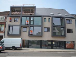 """Uniek prachtig kwaliteitsvol nieuwe gebouw residentie op de allerbeste locatie van Sint-Amandsberg """"Potuit"""" grondwetlaan, op kleine fiets afstand van"""