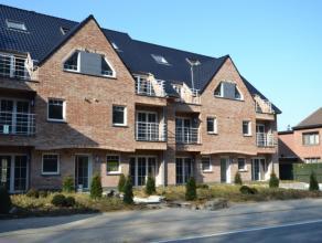 Zeer mooi gelegen nieuwbouwresidentie recht tegenover het Provinciaal domein Den Blakken.Dit appartement is gelegen op de eerste verdieping en o