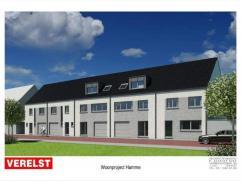 5 nieuwbouw gesloten bebouwingen op de hoek van de Guillaumestraat en Spoorwegstraat. NOG SLECHTS 5 te koop.Opp tss 71 m² en 135 mÂ&
