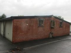 Garagebox gelegen nabij dorpskern.