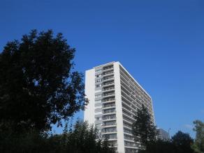 Appartement met één slaapkamer vlakbij het Waasland Shoppingcenter en vlotte verbinding naar E17. Het appartement bestaat uit een inkomh