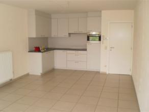 Nieuwbouw appartement in een mooi appartementsgebouw met lift. Het appartement bestaat uit een living met open keuken, ingerichte badkamer, 2 slaapkam