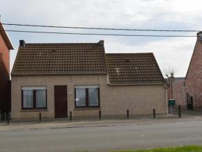open bebouwing Indeling:WOONHUIS(Open Bebouwing) met* gelijkvloers: living (± 36 m²), keuken (± 20 m²) (met kasten, gootsteen,