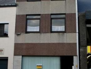 Dendermonde, Gentsesteenweg 58 bus 2.Goed gelegen gelijkvloers appartement met 1 slaapkamer. Ideaal voor alleenstaande.Indeling: Woonkamer met aanpale