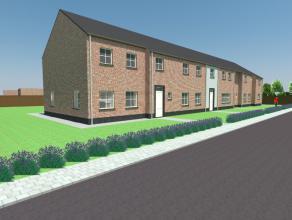 Lot 1 van deze verkaveling bevat 24 nieuwbouw-garages.13 garages met een oppervlakte van 21m².11 garages met een oppervlakte van 18m².