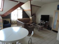 Moorselbaan, instapklaar appartement met 1 slaapkamer. living met open keuken, badkamer, vrij 1 november.
