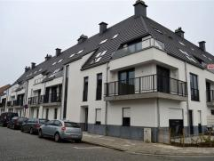 NIEUWBOUW DUPLEX te huur in AALST ( +- 120 m²). De benedenverdieping bestaat uit een ruime inkomhal met gastentoilet, groot washok/berging, z&eac