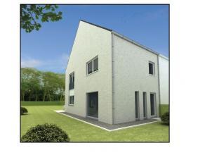 4 Nieuwbouwwoningen te koop gelegen in een nieuwe verkaveling aan de rand van het kanaal. Er zijn nog vier gronden beschikbaar met een oppervlakte tus