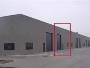 """Projet """" Moortelpark"""" avec 6 unités sis en zone artisanale . Idéal pour PME Projet nouvelle construction """" Moortelpark"""" avec six unit&ea"""
