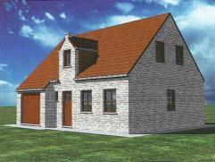 In de verkaveling te 9700 OUDENAARDE ( Welden), OorlogstraatNOG TE BOUWEN: Nieuwbouw villa met tuin gelegen op lot 4 ( 5a 74ca) bestaande uit Gelijkvl