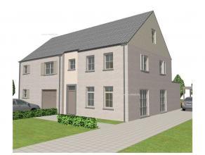 Nieuw te bouwen perfecte gezinswoning in Pastoriestijl met een maximale bewoonbare oppervlakte van 195m² inclusief garage! (mogelijkheid tot 5 sl