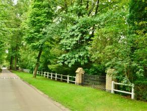 In de residentiële wijk rond het kasteel Loveld vindt u dit zuidgericht perceel bouwgrond met een oppervlakte van 3010 m². Het perceel is ge